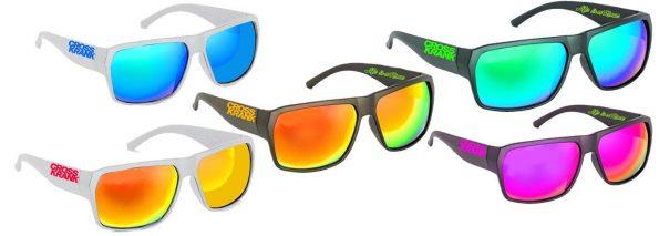 CROSSKRANK Sonnenbrillen + CK-T-shirt kostenlos !